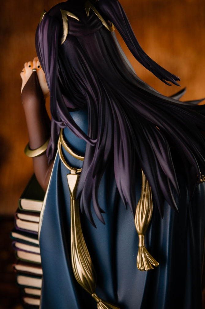 1/7 scale Tharja (Sallya) PVC figure by Max Factory (#15)