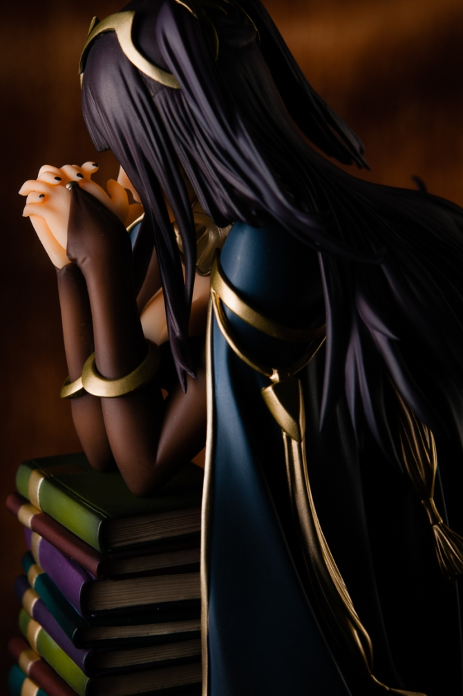 1/7 scale Tharja (Sallya) PVC figure by Max Factory (#16)