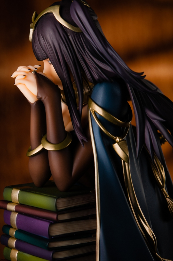 1/7 scale Tharja (Sallya) PVC figure by Max Factory (#17)