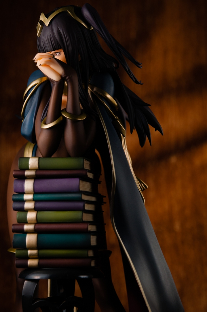1/7 scale Tharja (Sallya) PVC figure by Max Factory (#21)