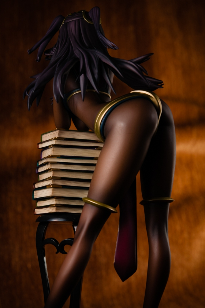 1/7 scale Tharja (Sallya) PVC figure by Max Factory (#22)