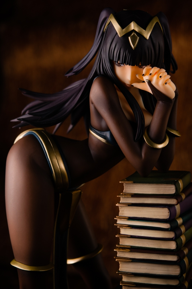 1/7 scale Tharja (Sallya) PVC figure by Max Factory (#24)