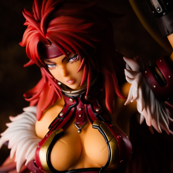 1/8 scale Risty PVC figure by MegaHouse (#1)