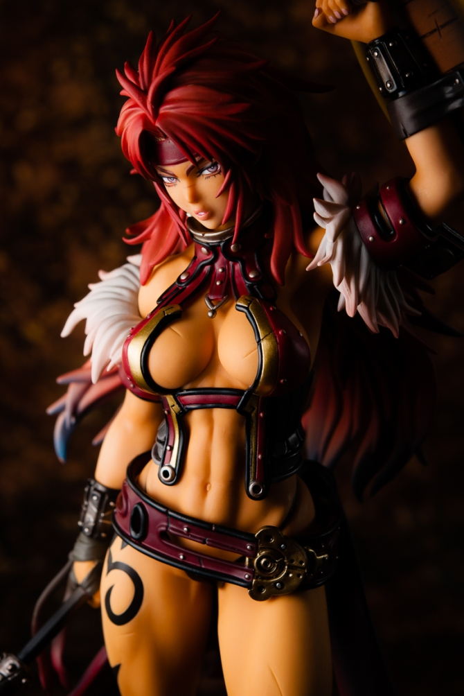 1/8 scale Risty PVC figure by MegaHouse (#2)