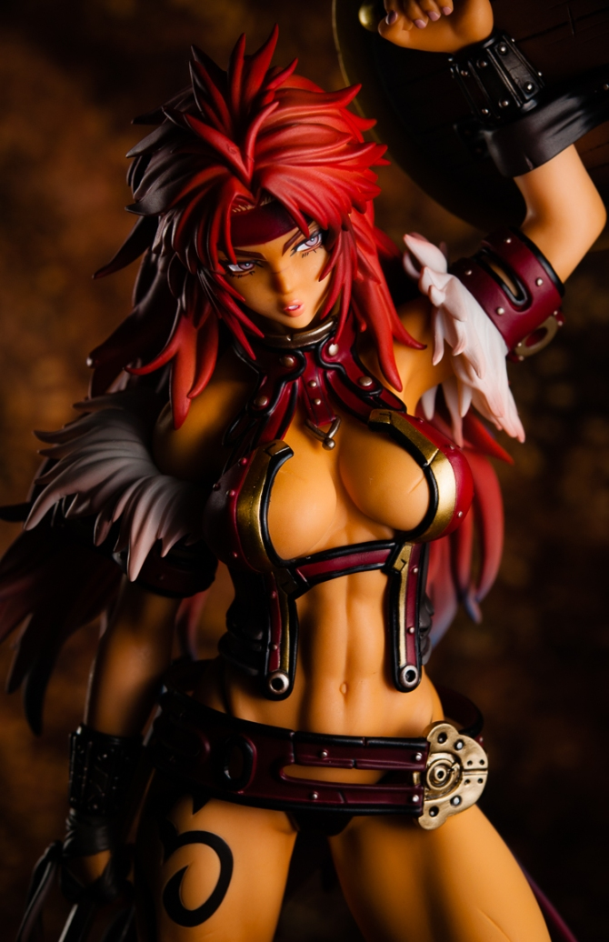 1/8 scale Risty PVC figure by MegaHouse (#3)