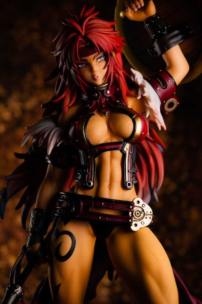1/8 scale Risty PVC figure by MegaHouse (#4)