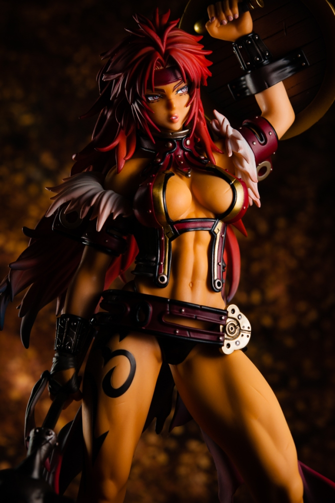 1/8 scale Risty PVC figure by MegaHouse (#5)
