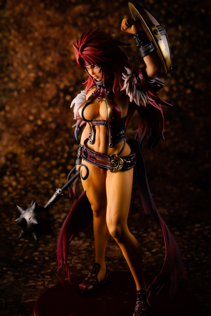 1/8 scale Risty PVC figure by MegaHouse (#7)