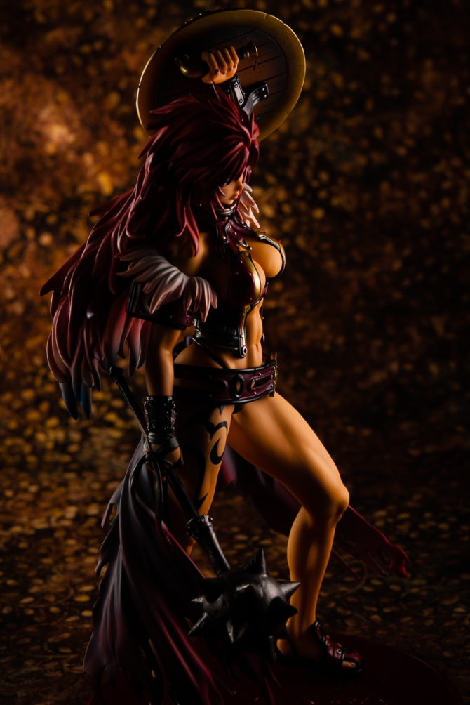 1/8 scale Risty PVC figure by MegaHouse (#8)
