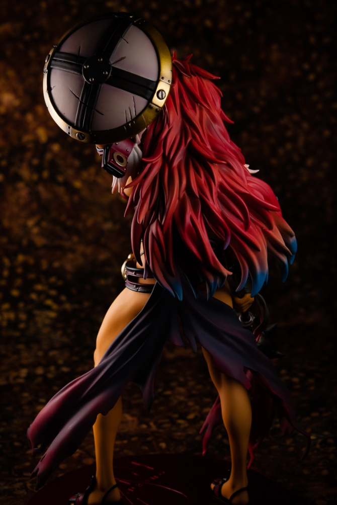 1/8 scale Risty PVC figure by MegaHouse (#9)