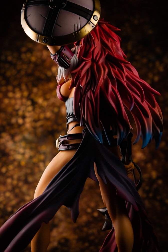1/8 scale Risty PVC figure by MegaHouse (#10)