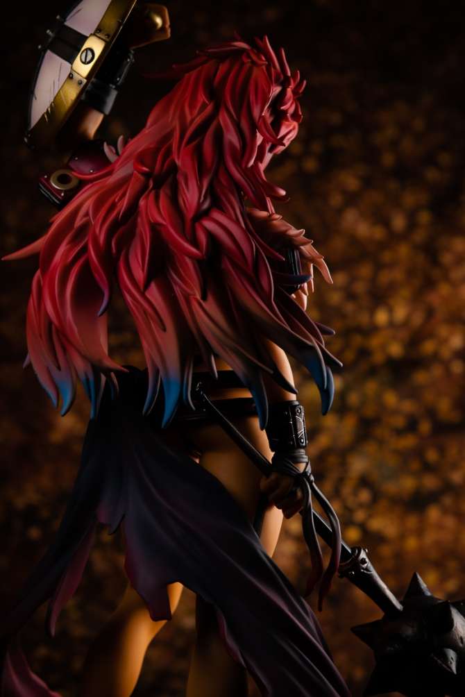 1/8 scale Risty PVC figure by MegaHouse (#11)