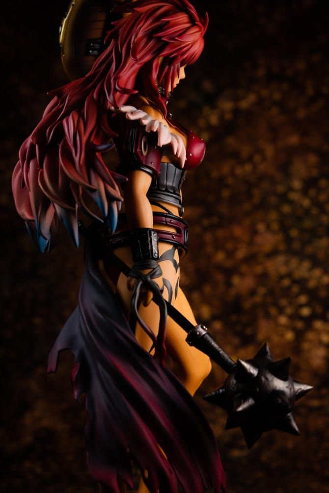 1/8 scale Risty PVC figure by MegaHouse (#13)