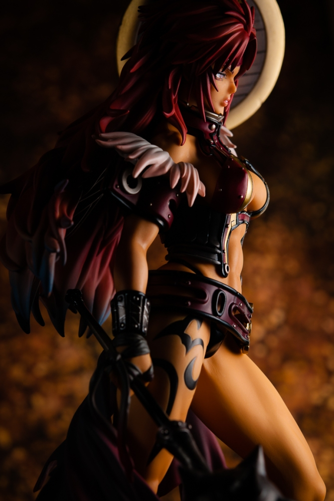 1/8 scale Risty PVC figure by MegaHouse (#14)