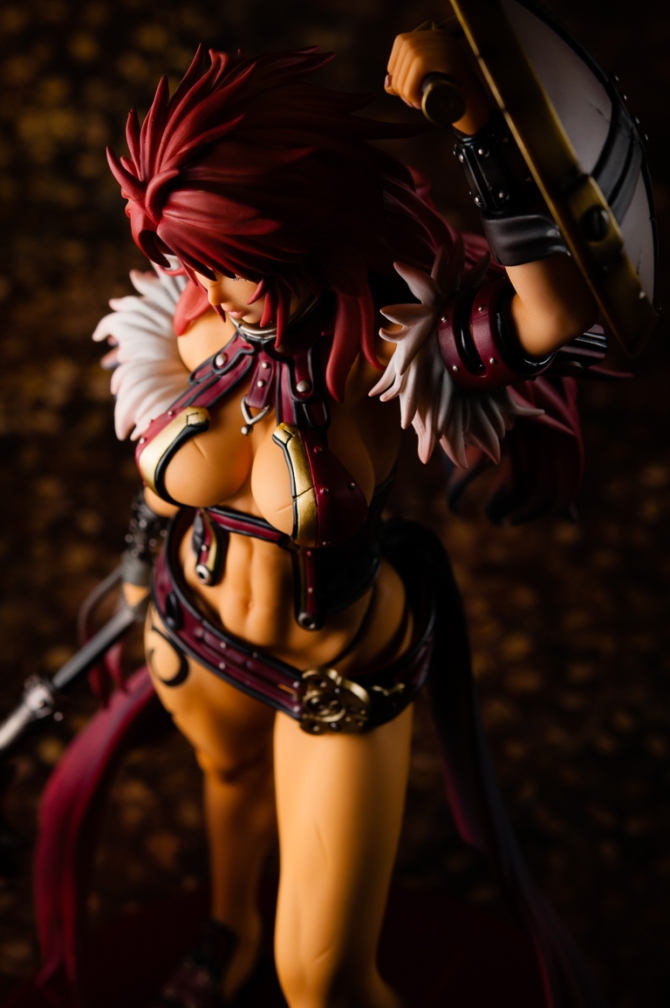 1/8 scale Risty PVC figure by MegaHouse (#16)