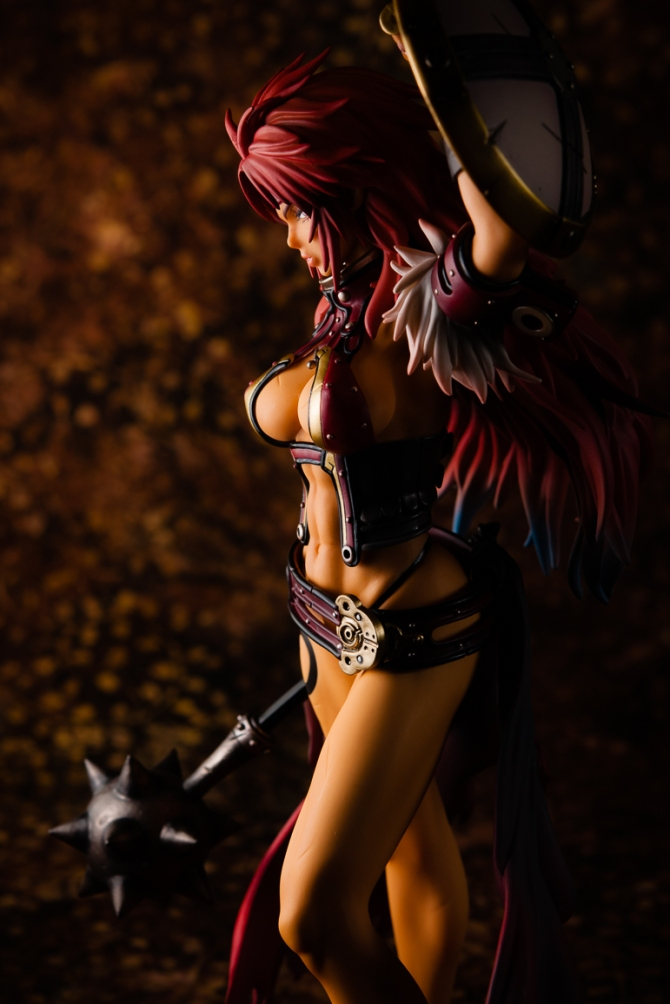 1/8 scale Risty PVC figure by MegaHouse (#17)