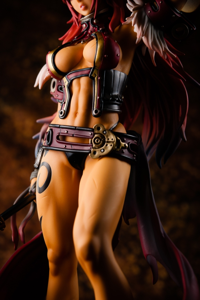 1/8 scale Risty PVC figure by MegaHouse (#20)
