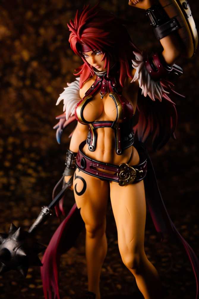 1/8 scale Risty PVC figure by MegaHouse (#21)
