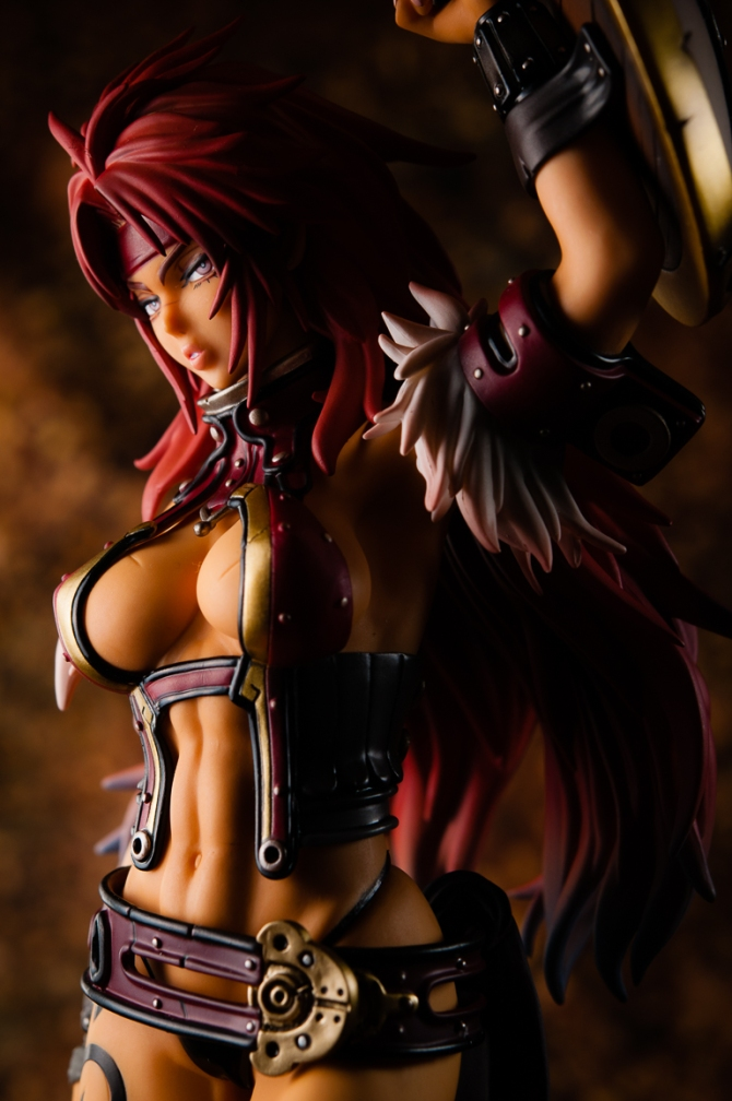 1/8 scale Risty PVC figure by MegaHouse (#22)