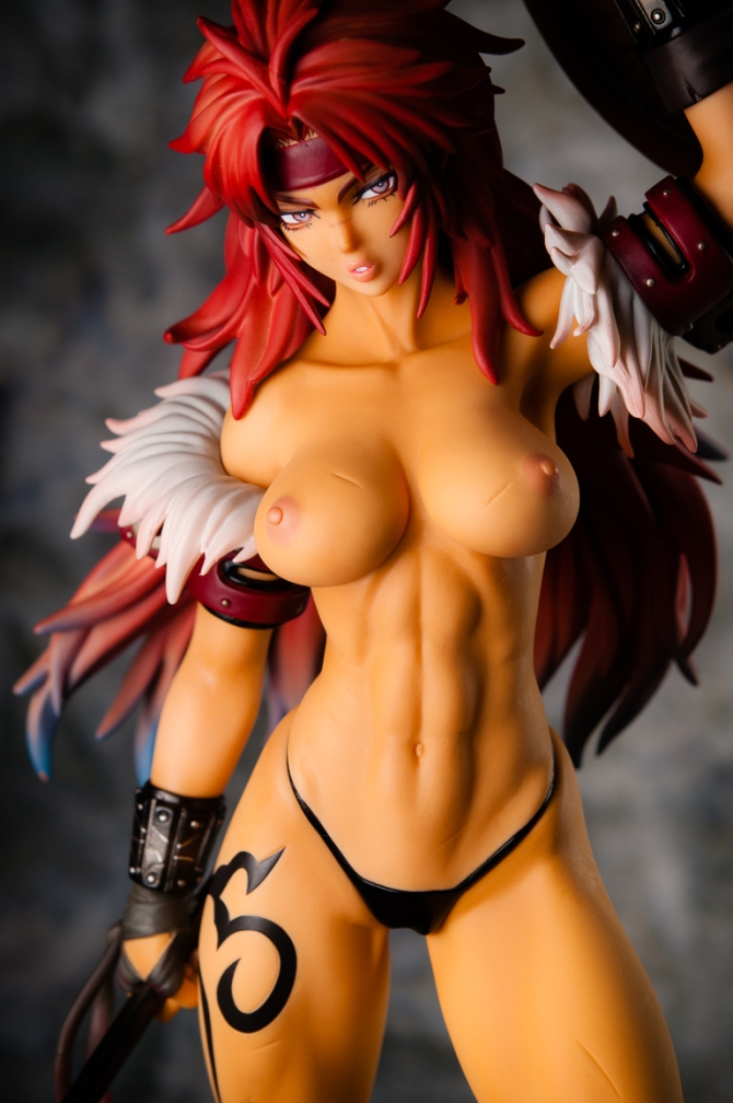 1/8 scale Risty PVC figure by MegaHouse (#23)