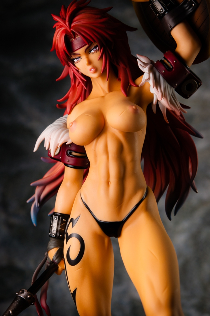 1/8 scale Risty PVC figure by MegaHouse (#24)