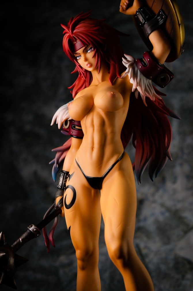 1/8 scale Risty PVC figure by MegaHouse (#25)