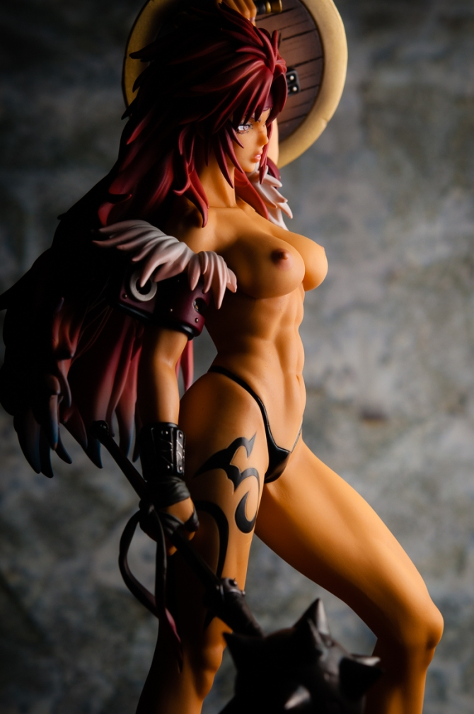 1/8 scale Risty PVC figure by MegaHouse (#27)