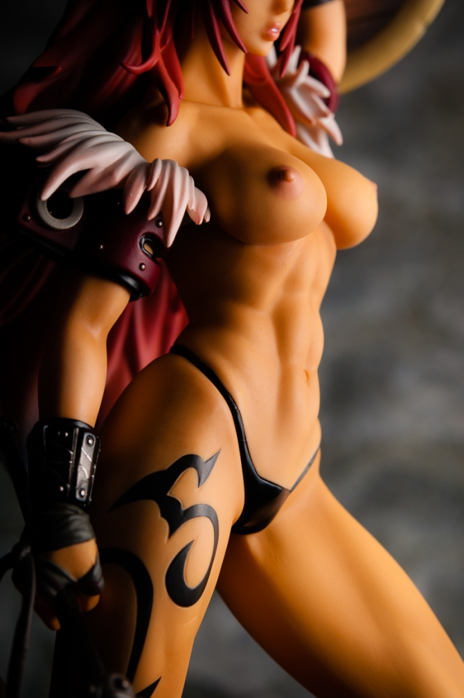 1/8 scale Risty PVC figure by MegaHouse (#28)
