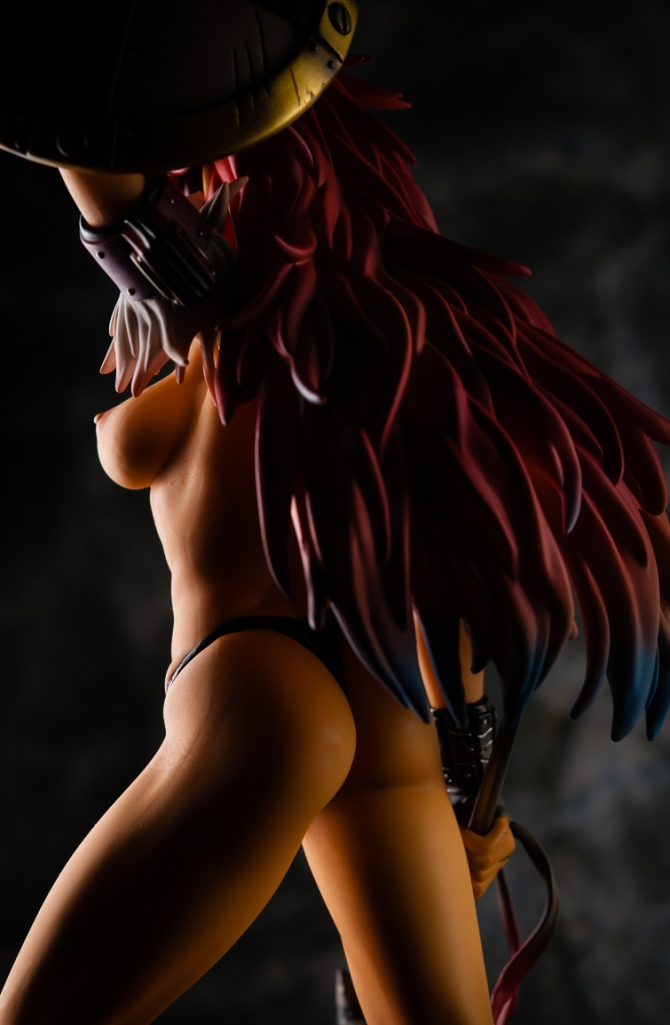 1/8 scale Risty PVC figure by MegaHouse (#32)