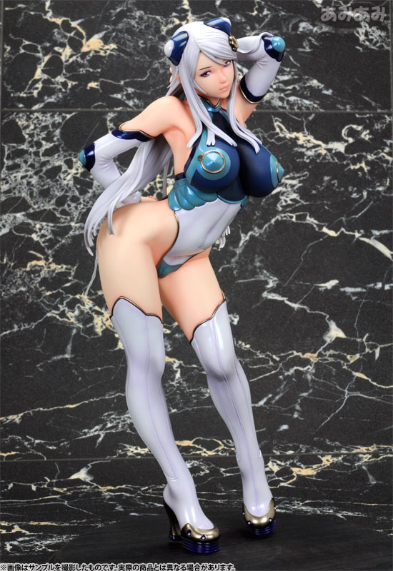 1/6 scale Iriza PVC figure by Dragon Toy
