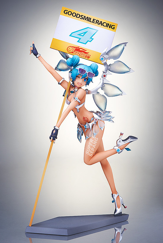 1/8 scale Racing Miku ~Sepang ver.~ PVC figure by FREEing