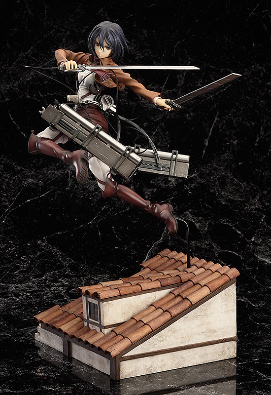 1/8 scale Mikasa Ackerman ~DX ver.~ by Good Smile Company