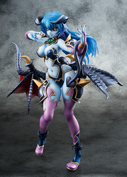 1/8 scale Astaroth PVC figure by MegaHouse