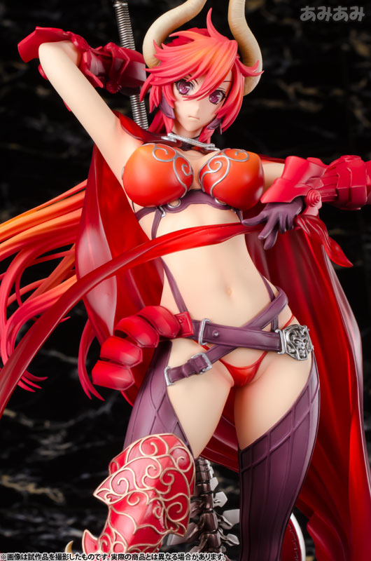 1/8 scale Satan PVC figure by Orchid Seed