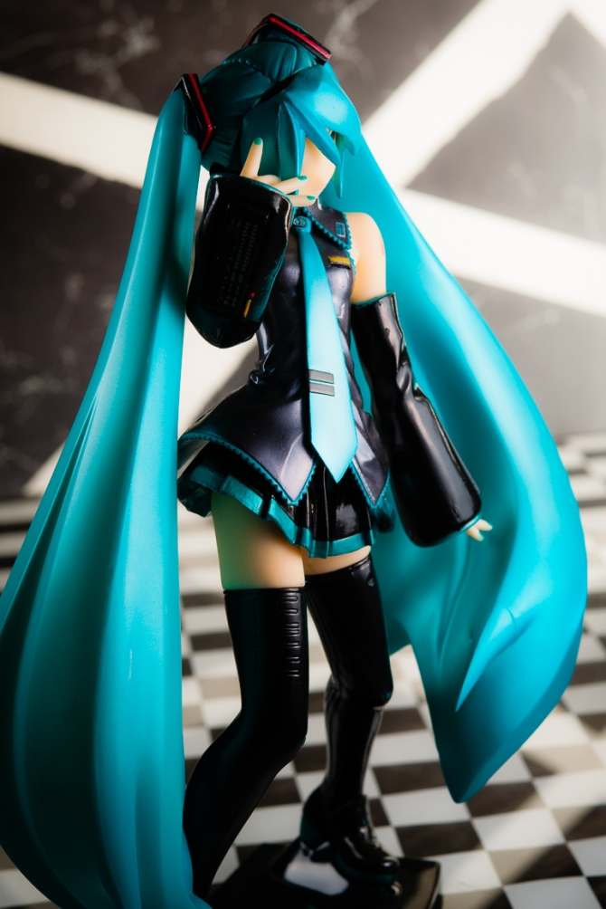 1/6 scale Hatsune Miku PVC figure by Volks (#4)