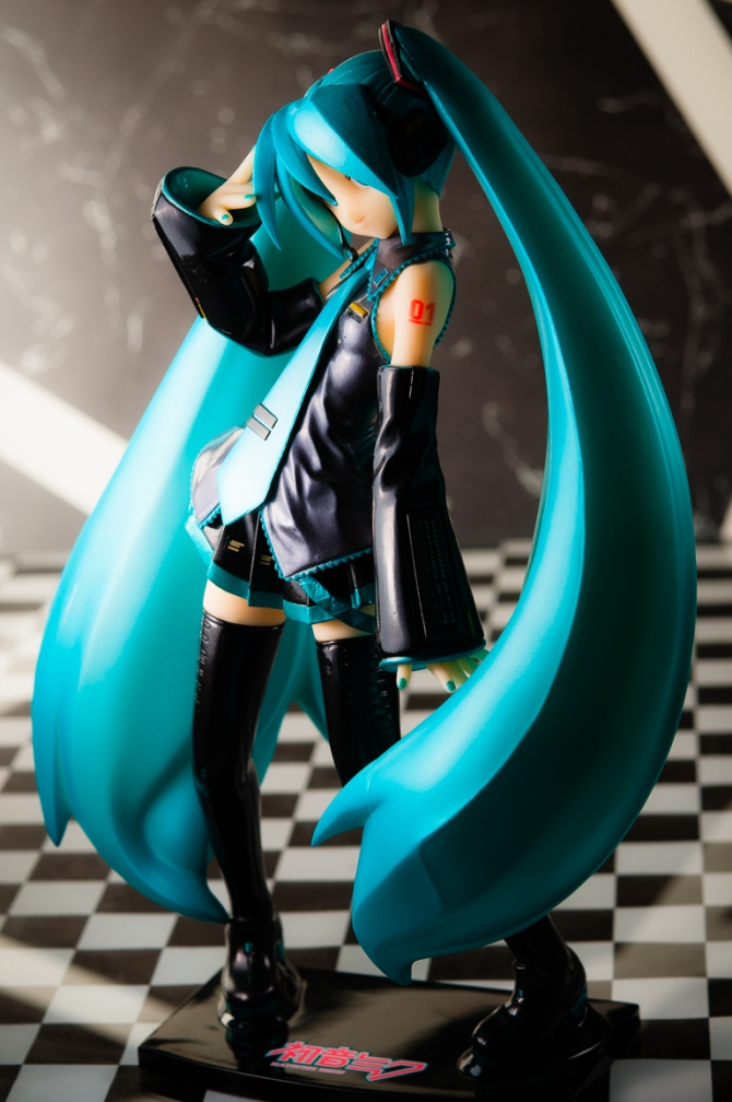 1/6 scale Hatsune Miku PVC figure by Volks (#7)
