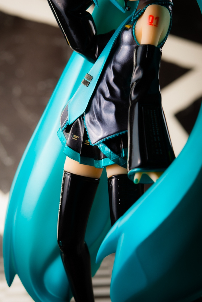 1/6 scale Hatsune Miku PVC figure by Volks (#13)