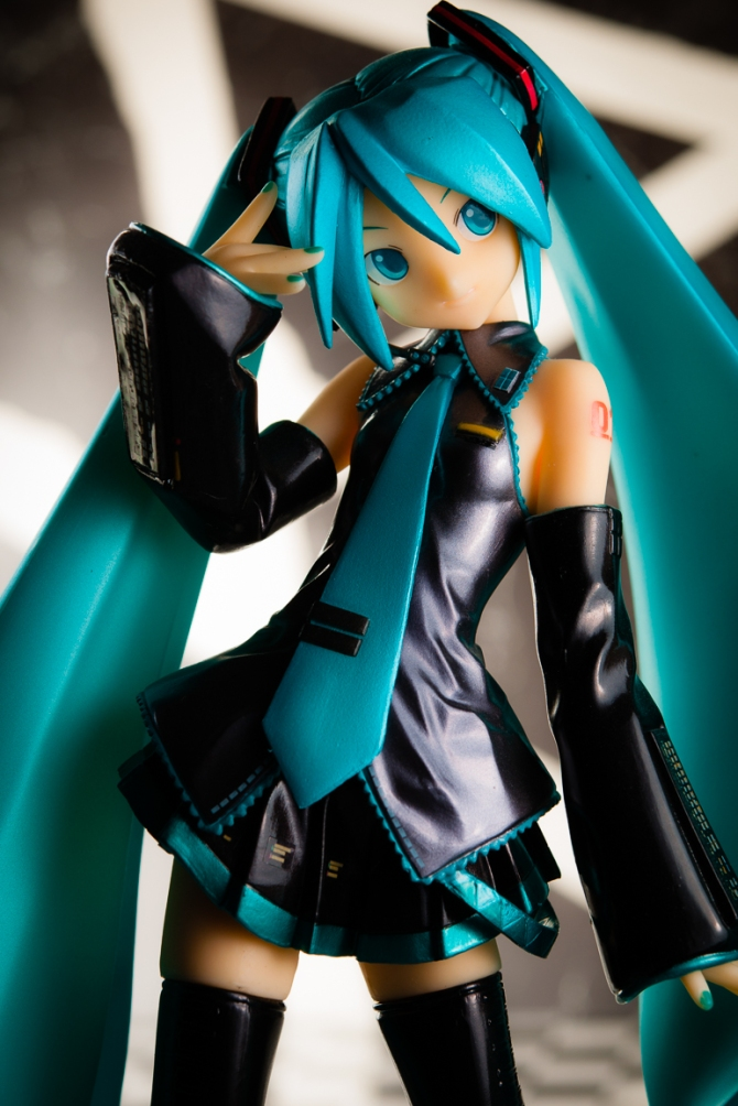 1/6 scale Hatsune Miku PVC figure by Volks (#14)
