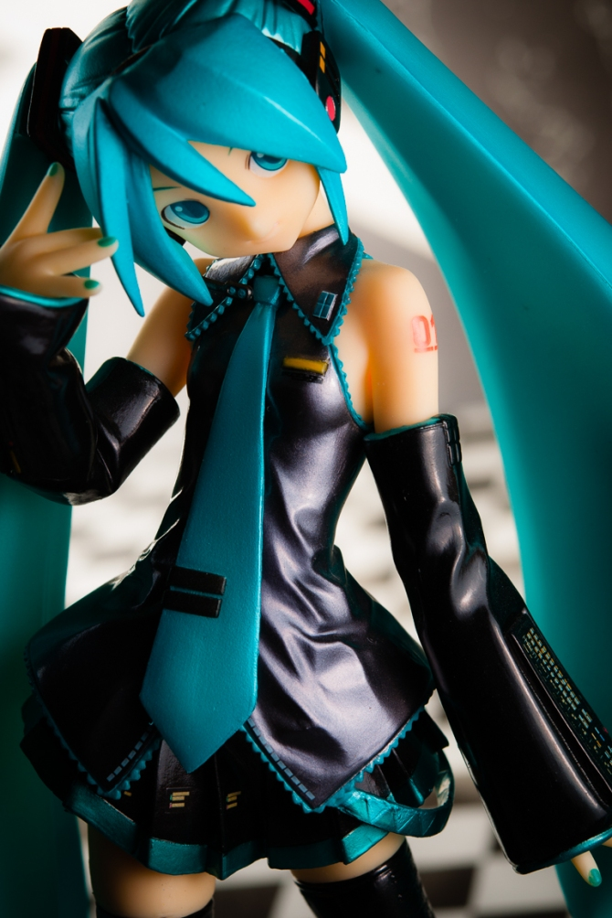 1/6 scale Hatsune Miku PVC figure by Volks (#18)
