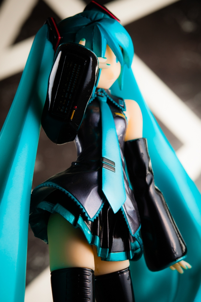 1/6 scale Hatsune Miku PVC figure by Volks (#19)