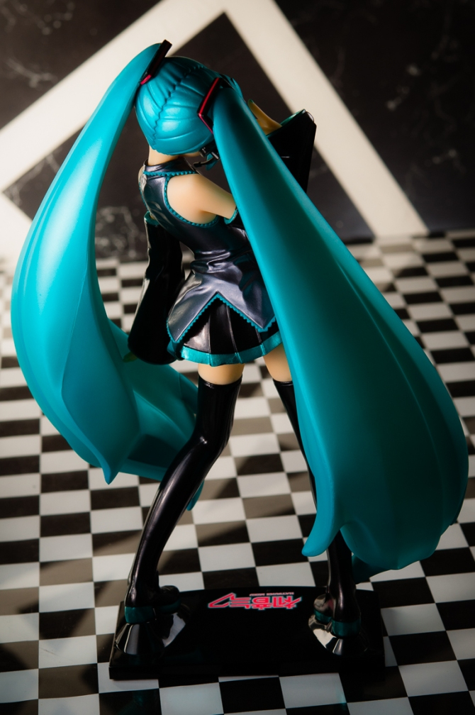 1/6 scale Hatsune Miku PVC figure by Volks (#21)