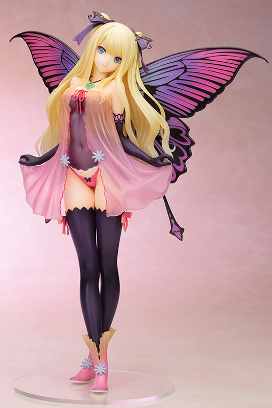 "1/6 scale ""Fairy Garden"" Annabel PVC figure by Kotobukiya"