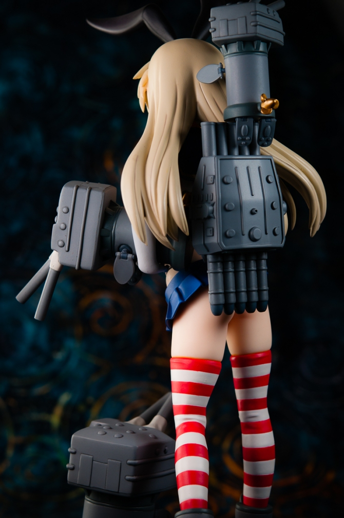 1/8 scale Shimakaze PVC figure by Amakuni (#6)
