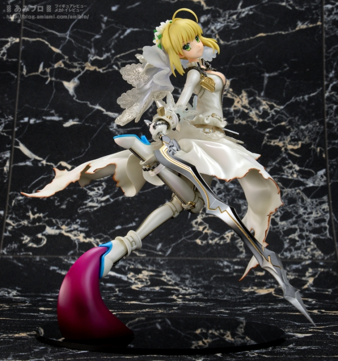 1/8 scale Saber Bride PVC figure by Medicom Toy