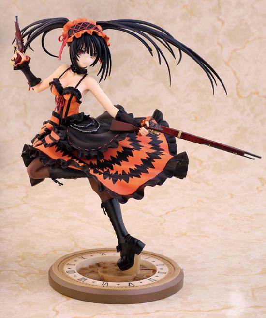 1/8 scale Tokisaki Kurumi PVC figure by Alphamax
