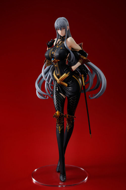 1/7 scale Selvaria Bles PVC figure by Vertex