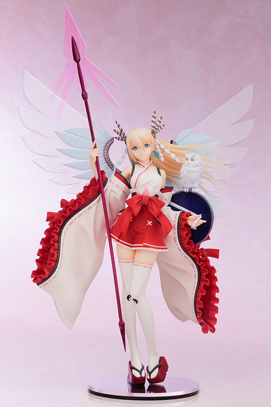 1/8 scale Omniscience Regalia, Minerva PVC figure by Kotobukiya