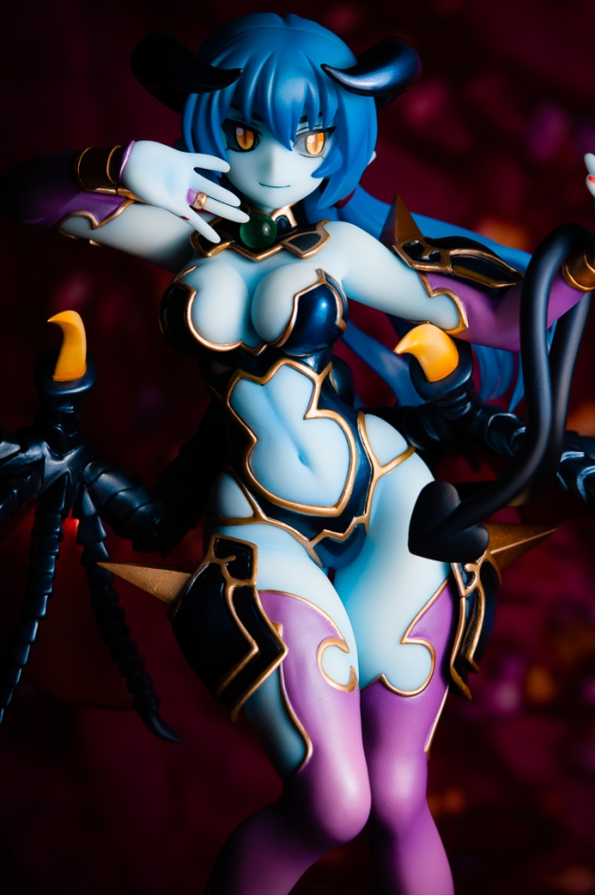 1/8 scale Astaroth PVC figure by MegaHouse (#2)