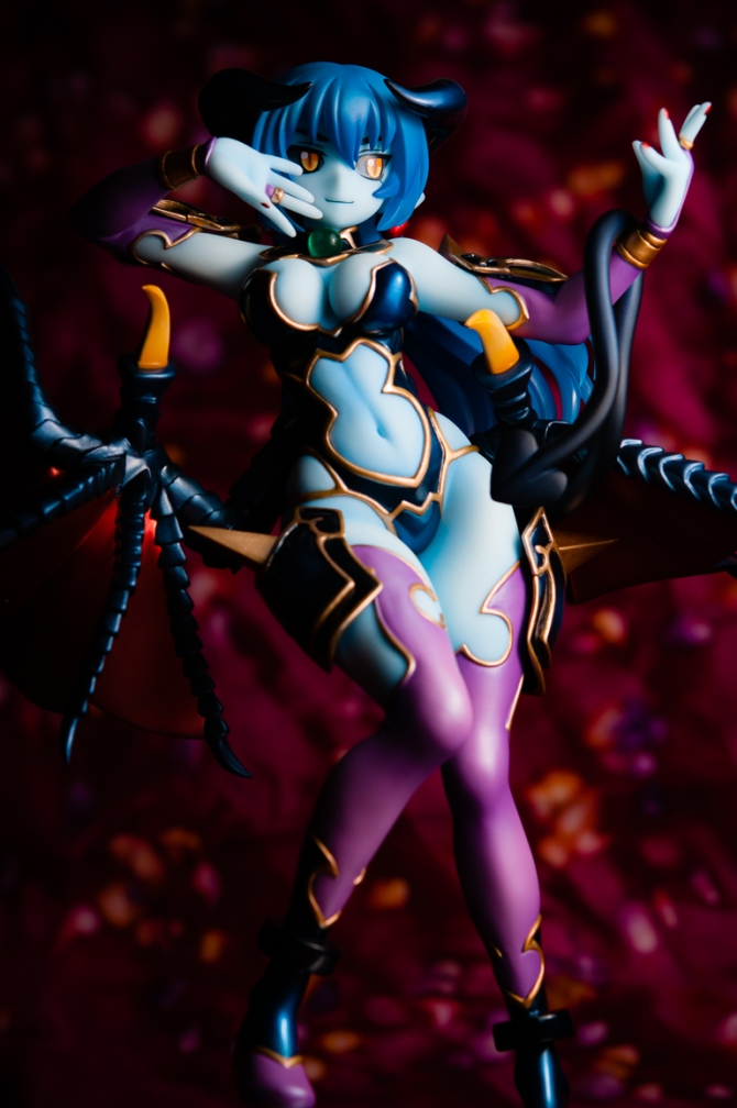1/8 scale Astaroth PVC figure by MegaHouse (#3)