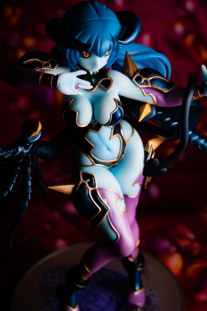 1/8 scale Astaroth PVC figure by MegaHouse (#4)
